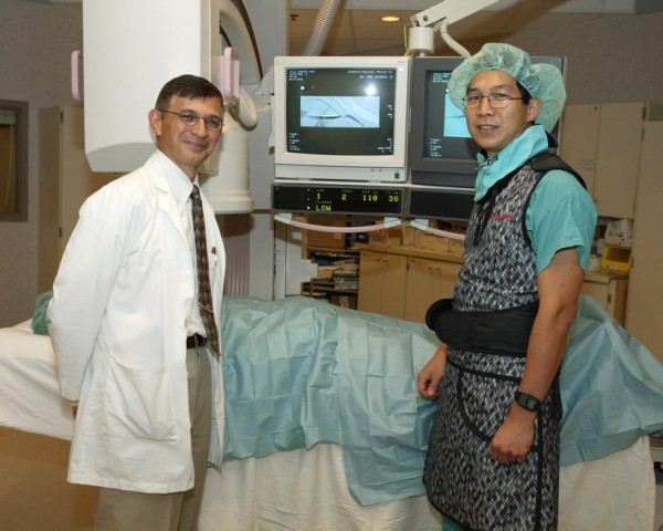 Mahrad Paymani, M.D. & Pairoj Sae Chang, M.D., Ph.D.